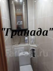 3-комнатная, улица Приморская 1. Чуркин, агентство, 58кв.м. Сан. узел