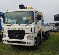 Hyundai HD260. , КМУ Soosan 736, 11 149куб. см., 11 600кг.