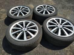 """Комплект летних колес 215/45R17 5x114.3 Mark II Chaser Cresta Aristo. 7.0x17"""" 5x114.30 ET48"""