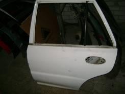 Дверь Mitsubishi Libero CD8V 1992 4D68 лев. зад.