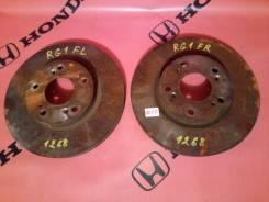 Диск тормозной. Honda Accord, CL8, CM3, CL7, CM2, CM1 Honda Stepwgn, RG1, RG2, RG3, RG4 Двигатели: J30A4, K20A, K20A7, K20A8, K24A, K24A4, K24A8