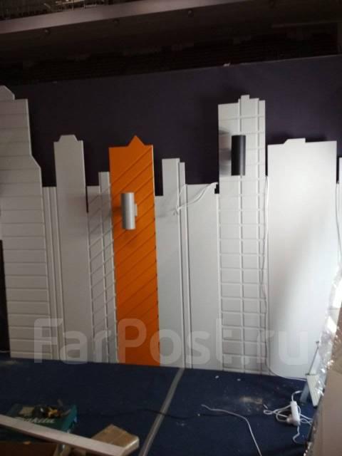 Изготовление (покраска) фасадов из МДФ. Реставрация. Мебель из массива