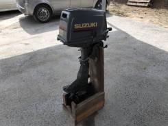 Suzuki. 5,00л.с., 2-тактный, бензиновый, нога S (381 мм), Год: 2005 год