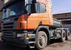 Scania. Продам тягач скания Р420, 11 720куб. см., 6x4