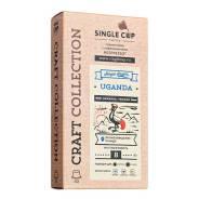 Кофе капсулы SINGLE CUP UGANDA 1уп х 10 капсул