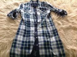 Платья-рубашки. 40-48, 46