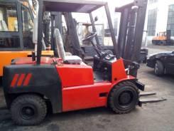 Balkancar. Болгарский погрузчик 3,5 тонн