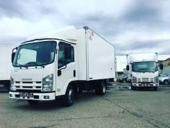 Isuzu NMR. Isuzu ELF изотермический фургон 3 тонный, 2 999куб. см., 3 000кг.