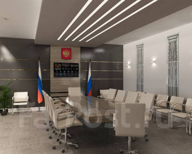 Дизайн интерьера офисных и коммерческих помещений. Работа на результа.