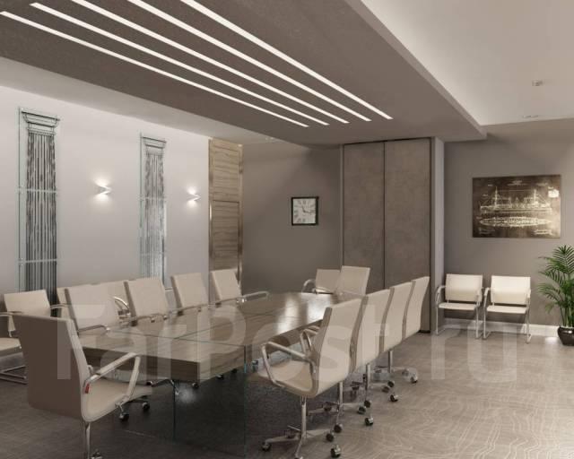 Дизайн интерьера офисных и коммерческих помещений. Работа на результат