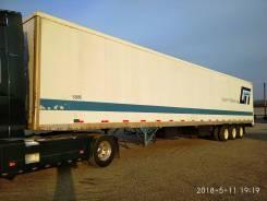 Alloy. Продам габаритный фургон 120м3. Изотермический., 30 000кг.