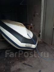 Ремонт лодок ПВХ в Хабаровске. Сервисный центр DORA