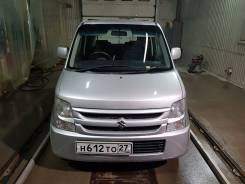 Suzuki Wagon R. Без водителя