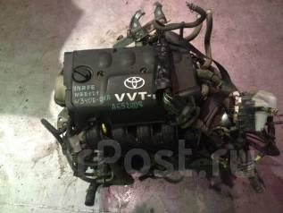 Двигатель в сборе. Toyota: Premio, Allion, Corolla Spacio, Allex, WiLL VS, Corolla Axio, RAV4, Avensis, Corolla Verso, Corolla, MR-S, Opa, Vista, Celi...