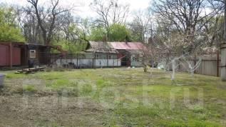 Продается участок с частью дома на Седанке. 634кв.м., собственность, аренда, электричество, вода. Фото участка