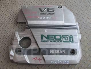 Крышка двигателя. Nissan Cefiro, PA33 Двигатель VQ25DD