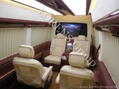 Mercedes-Benz Sprinter 319 CDI. Sprinter VIP класса эксклюзивный салон, 3 000куб. см., 8 мест