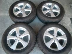"225/65R17 Bridgestone Blizzak DM-Z3 с литьем HOT Stuff Valette 7J +47. 7.0x17"" 5x114.30 ET47"