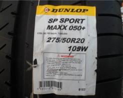 Dunlop SP Sport Maxx 050+ SUV. Летние, 2017 год, без износа