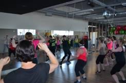 Занятия по программе Zumba Fitness (Зумба Фитнес)