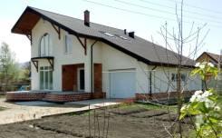 Продается новый двухэтажный дом. Улица Речная 10, р-н Приморский край, площадь дома 227кв.м., скважина, электричество 20 кВт, отопление электрическо...