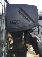 Nissan Marine. 150,00л.с., 2-тактный, бензиновый, нога L (508 мм), 1995 год год