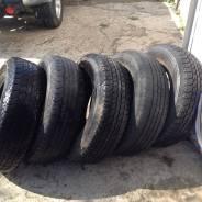 Bridgestone Dueler H/T D840. Всесезонные, износ: 60%, 5 шт