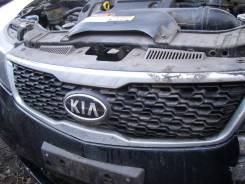Решетка радиатора. Kia Cerato, TD Двигатели: G4FC, G4KD
