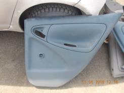 Обшивка, панель салона. Toyota Vitz, NCP15