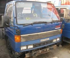 Кабина. Mazda Titan