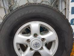 Колёса на Toyota Land Cruiser 100. 5.0x16 5x150.00