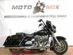 Harley-Davidson Street Glide FLHX. 1 600куб. см., исправен, птс, без пробега