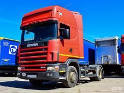 Scania R420. TOP LINE. Седельный тягач 2004 г/в, 11 700куб. см.