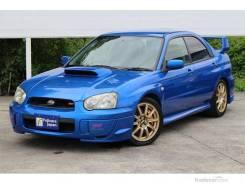 Subaru Impreza WRX STI. механика, 4wd, 2.5 (280л.с.), бензин, б/п, нет птс. Под заказ