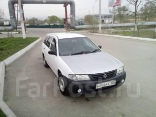 Nissan AD. автомат, 4wd, 1.8 (122л.с.), бензин, 350тыс. км