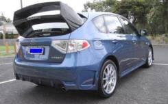 Спойлер. Subaru Impreza, GE7, GE, GE3, GH8, GH3, GH7, GH2, GH6, GH, GE6, GE2 Subaru Impreza WRX STI, GR, GE, GRB, GRF, GVB, GVF Двигатели: EJ20, EL15...