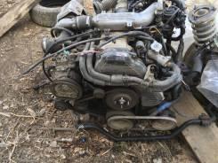 Двигатель в сборе. Toyota Mark II, LX100 Двигатель 2LTE