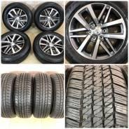 "265/60R18 Bridgestone Dueler H/T- 99% 2017 г. С литьем Toyota оригинал. 7.5x18"" 6x139.70 ET30 ЦО 106,2мм."