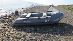Solar 350. 2011 год год, длина 3,50м., двигатель без двигателя