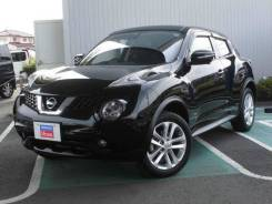 Nissan Juke. вариатор, передний, 1.5 (114л.с.), бензин, б/п. Под заказ