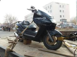 Yamaha Majesty. 250куб. см., исправен, птс, с пробегом