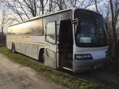 Daewoo BH117. Автобус, 11 900куб. см., 43 места