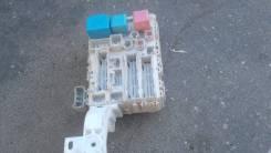 Блок предохранителей. Toyota Yaris, NCP91 Двигатель 2SZFE