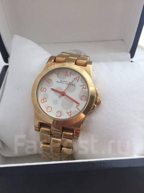 Продам наручные часы Marc jacobs (Марк Джакобс) Кварцевые во Владивостоке b6a836df83c91