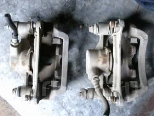 Суппорт тормозной. Toyota Cressida, GX71, MX73, MX75 Toyota Mark II, GX71, MX71 Toyota Cresta, GX71, MX71 Toyota Chaser, GX71, MX71 Двигатели: 1GE, 5M...