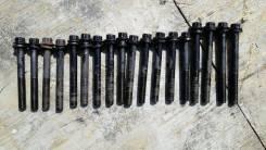 Болт головки блока цилиндров. Mitsubishi: 1/2T Truck, L200, Delica, Pajero, Nativa, Montero Sport, Montero, Pajero Sport, Challenger Двигатель 4M40