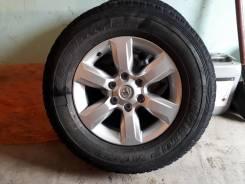 """Оригинальные= 2017г. Диски от Toyota Hilux Surf Dunlop AT20 265/65/17. x17"""""""