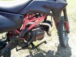 Yamaha TT-R 125. 125куб. см., исправен, без птс, с пробегом