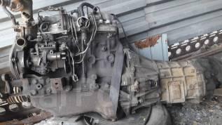 Двигатель в сборе. Toyota ToyoAce