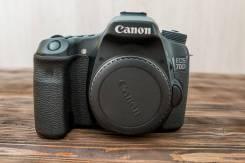 Canon EOS 70D Body. 20 и более Мп, зум: без зума